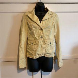 Mossimo Mossissue Medium Yellow Jacket